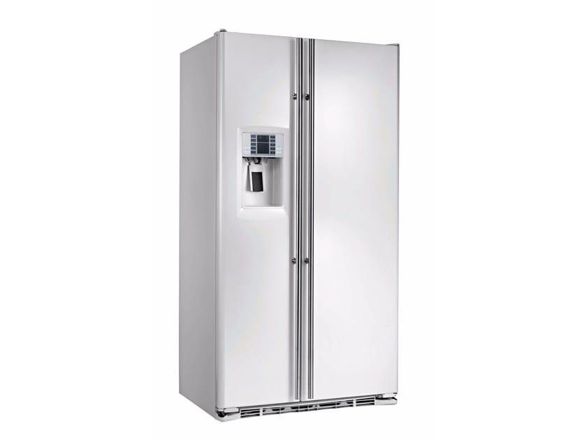 Frigorifero americano no frost con dispenser ghiaccio classe A+ ORE 24 VGF WW - mabe |Ge Partner Appliances
