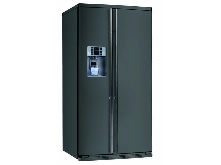 Frigorifero americano no frost con dispenser ghiaccio classe A+ ORE 30 VGC SS TRC - mabe |Ge Partner Appliances