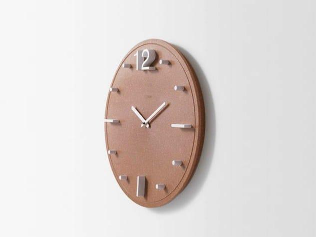 Wall-mounted clock OREDODICI - Caimi Brevetti
