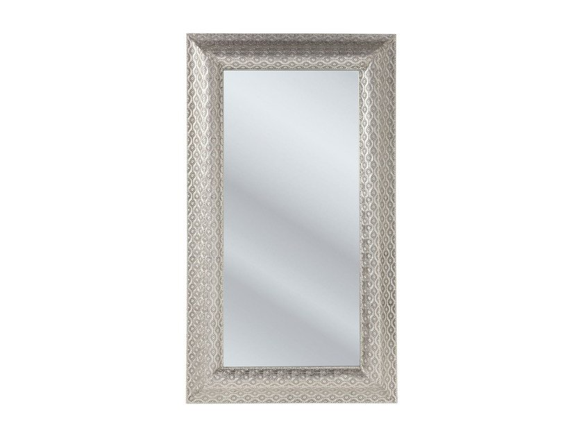 Specchio rettangolare a parete con cornice ORIENT 160 x 90 - KARE-DESIGN