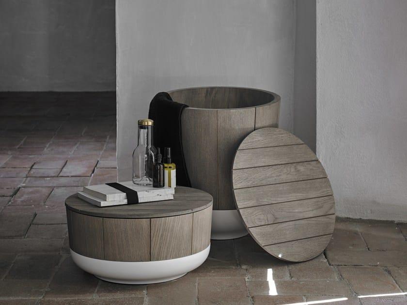 Taburete para baño ORIGIN | Taburete para baño by INBANI