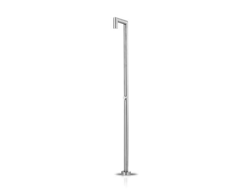 Floor standing stainless steel shower panel ORIGINAL 04 - JEE-O