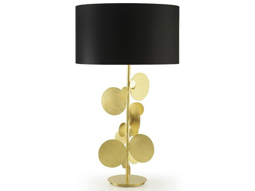 Metal table lamp ORION | Table lamp by MARIONI