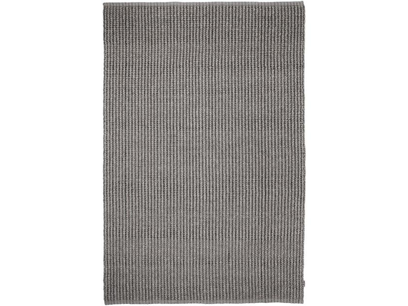 Handmade rectangular wool rug ORTA by Warli