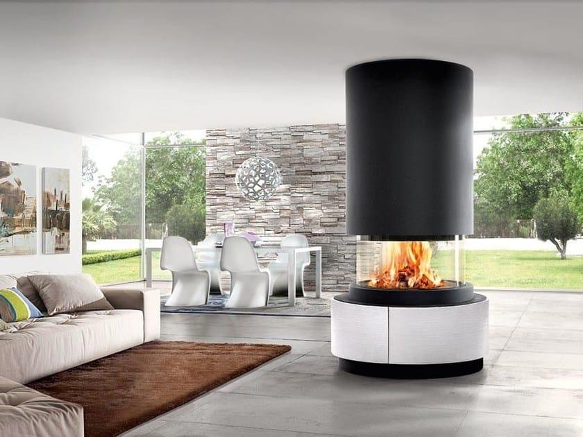 Faïence Fireplace Mantel OSLO by Piazzetta
