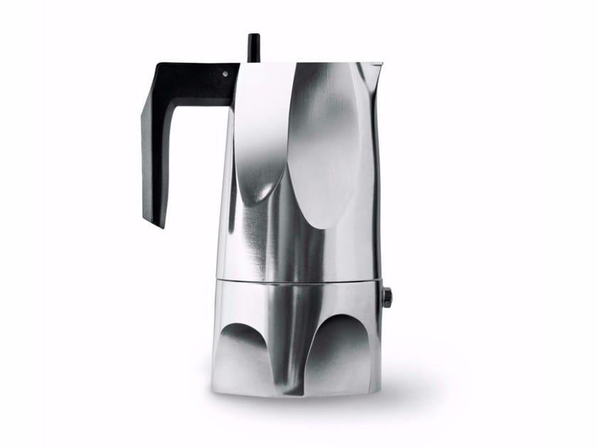 Espresso coffee maker OSSIDIANA - ALESSI