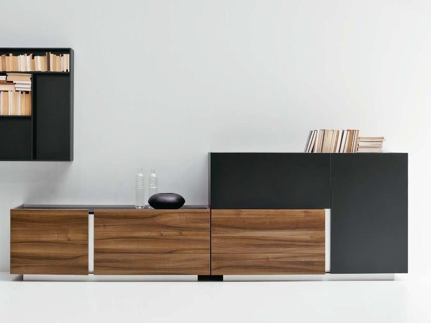 Modular office storage unit OSTIN | Office storage unit - BALMA
