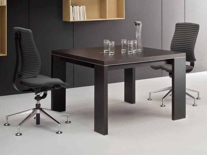 Tavolo da riunione quadrato OSTIN | Tavolo da riunione quadrato - BALMA