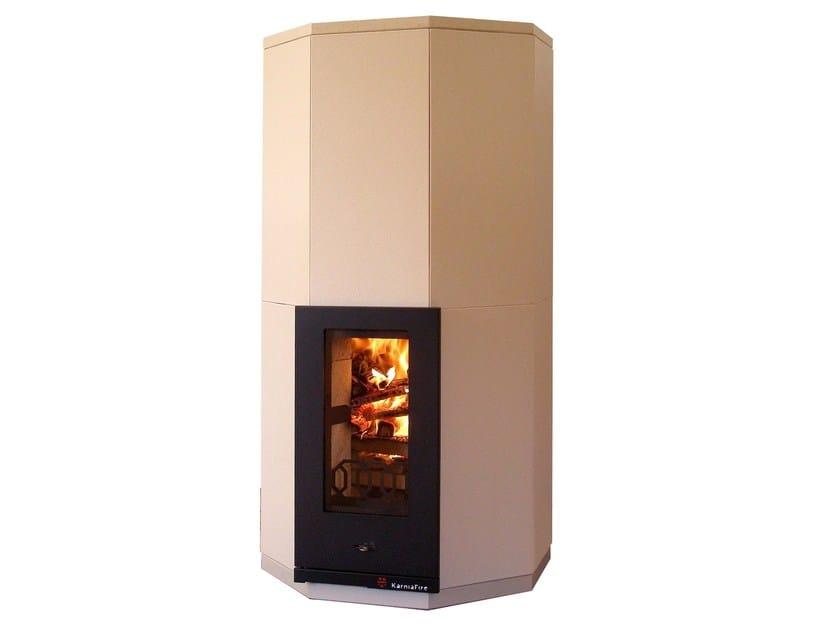 Wood-burning ceramic stove OTA2 | Ceramic stove - KarniaFire