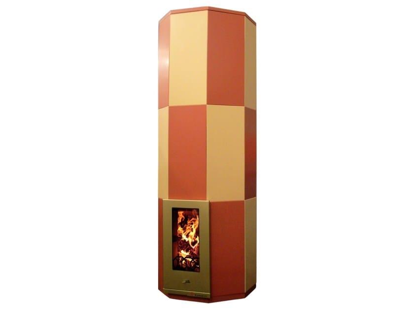 Wood-burning ceramic stove OTA3 | Ceramic stove - KarniaFire