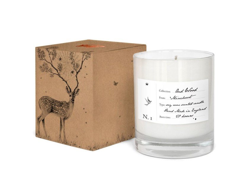 Candle OUD WOOD | Candle - Mineheart