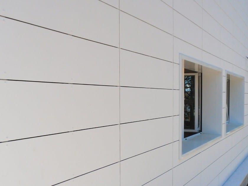Composite material facade panel OUTPANEL - Profilgessi