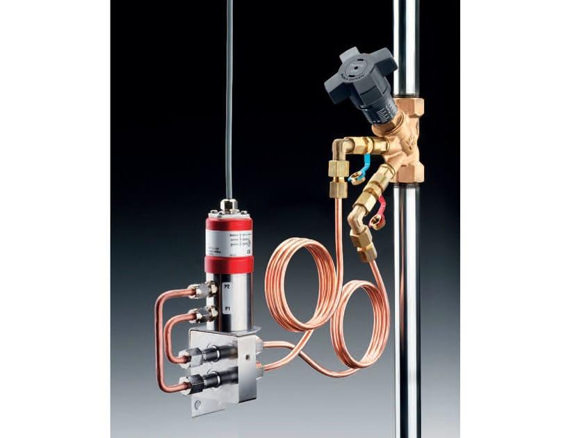 Meter, measurer for water system OV-CONNECT - OVENTROP