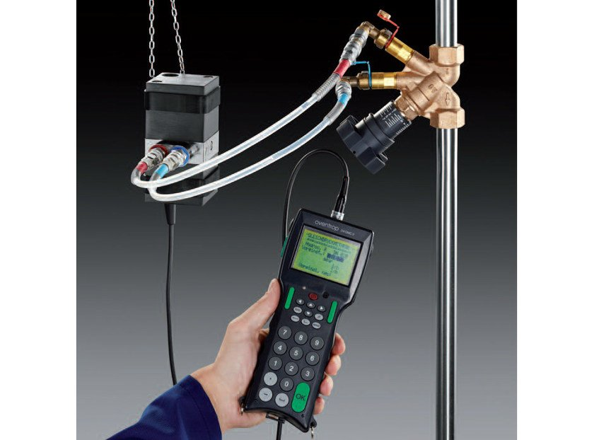 Meter, measurer for water system OV-DMC 2 by OVENTROP