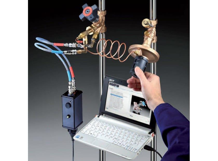 Meter, measurer for water system OV-DMPC by OVENTROP