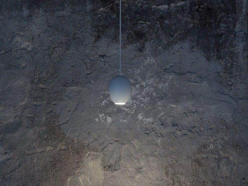 Metal pendant lamp OVO | Metal pendant lamp - DAVIDE GROPPI