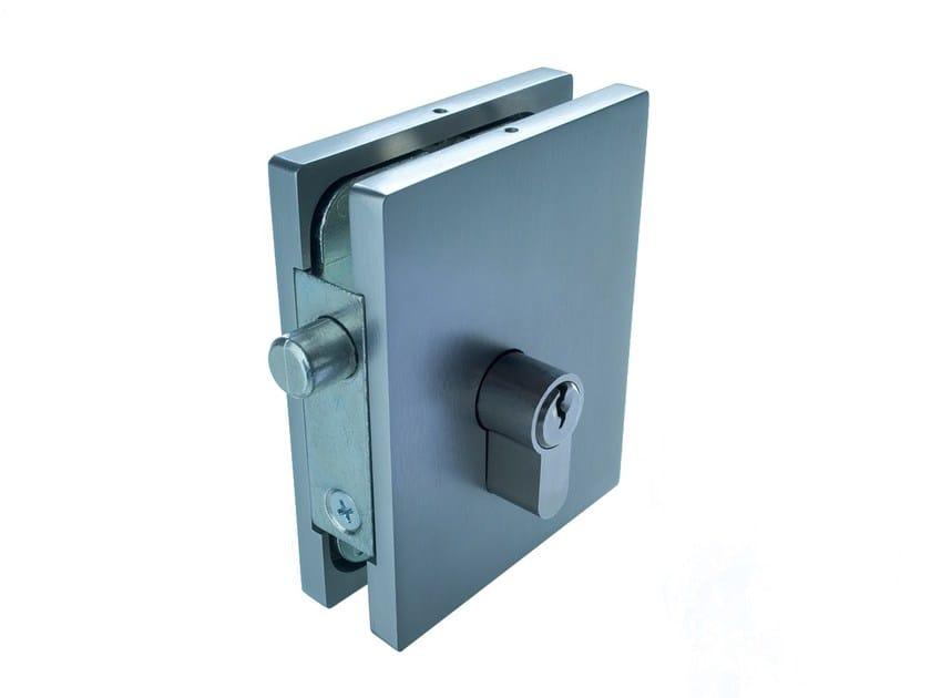 Glass door lock OXIDAL 220 - Nuova Oxidal