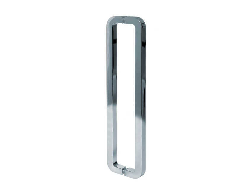 Steel Shower cabin handle OXIDAL 29 - Nuova Oxidal