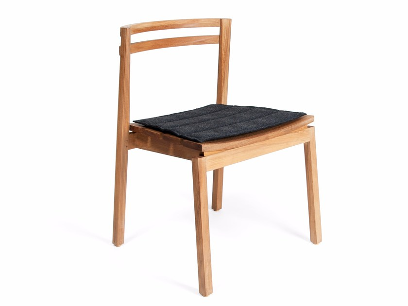 Teak garden chair OXNÖ | Teak garden chair - Skargaarden