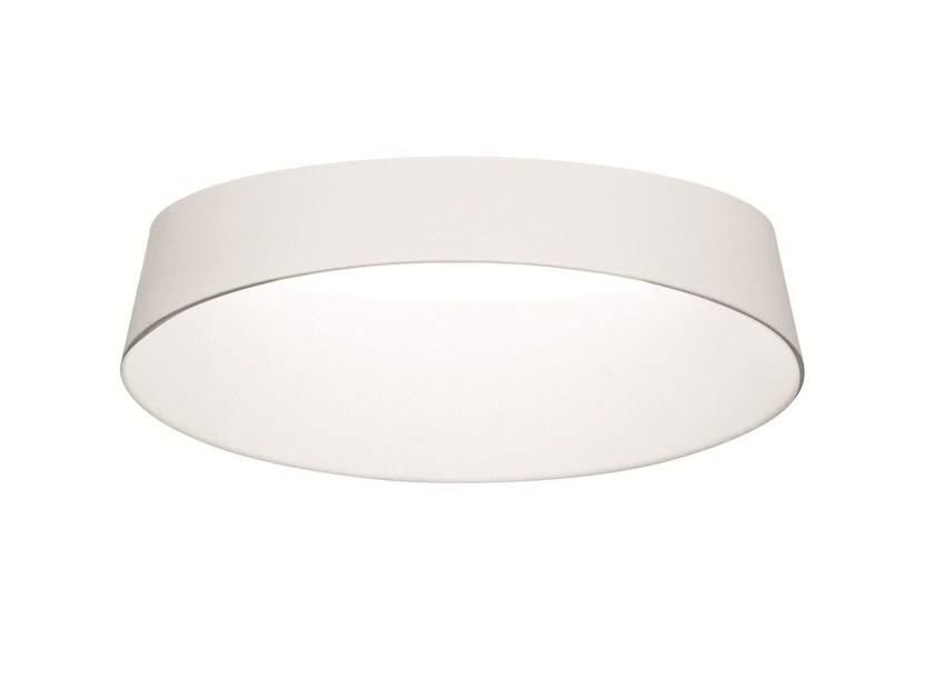 LED indirect light polyurethane wall light OXYGEN_W by Linea Light Group