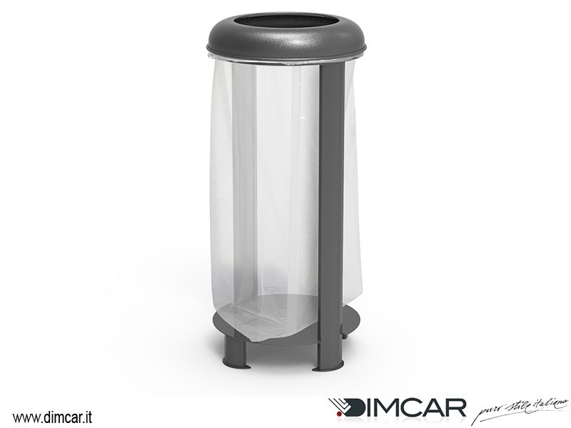 Outdoor waste bin Cestone Open - DIMCAR
