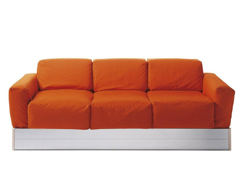 3 seater sofa with removable cover PACK | Sofa by IFT