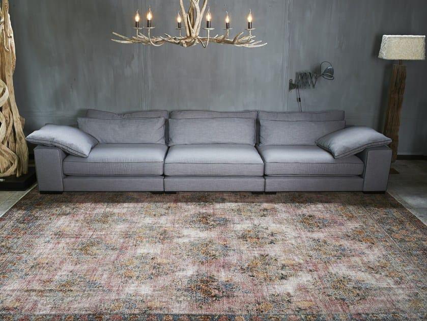 Handmade wool rug PALAZZO| PERSIAN HANDKNOTTED RUG by EBRU
