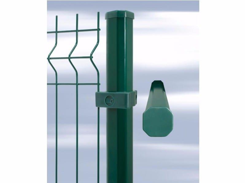 Steel Fence PALDECO by Gruppo CAVATORTA