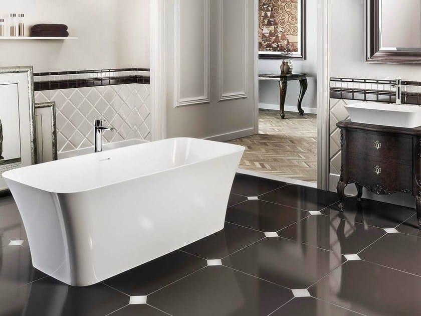 Freestanding oval bathtub PALERMO PICCOLO - Polo