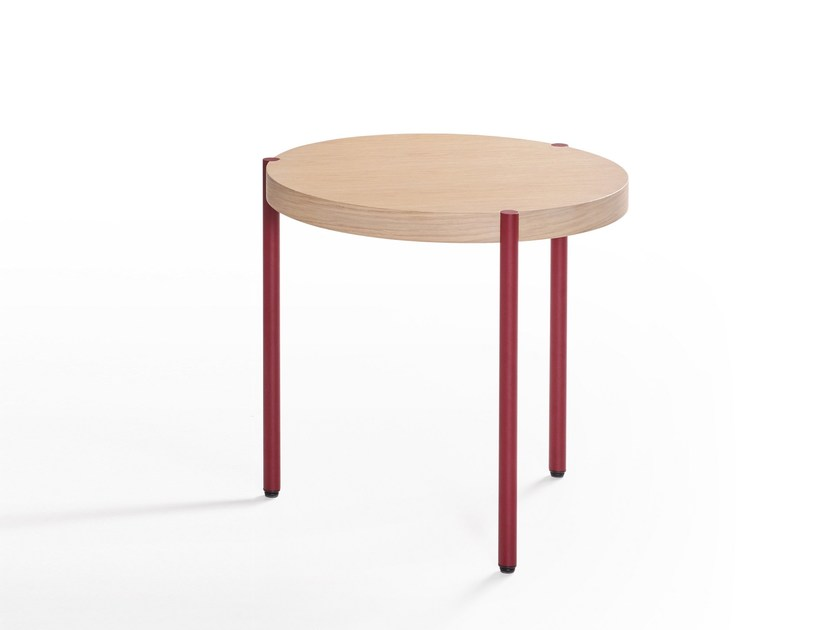 Round side table PALLADIO | Round coffee table by Artifort