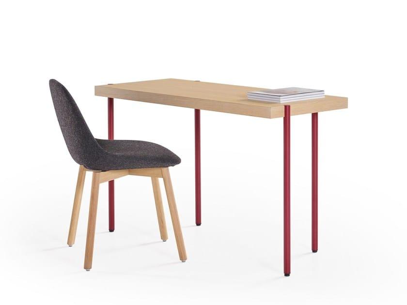 Rectangular writing desk PALLADIO | Writing desk - Artifort