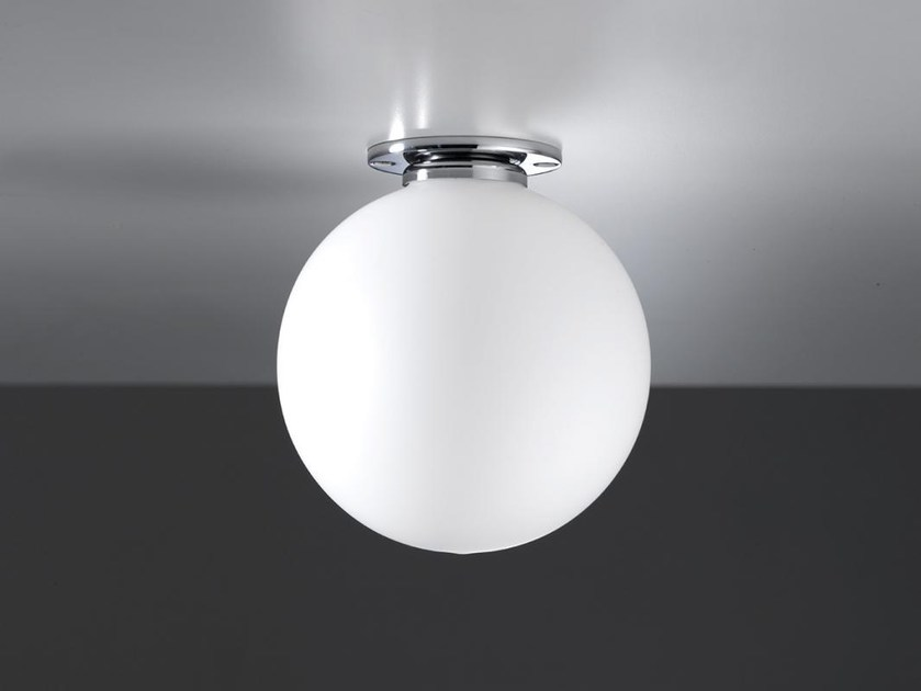 LED glass built-in lamp PALLINA | Ceiling lamp - Ailati Lights