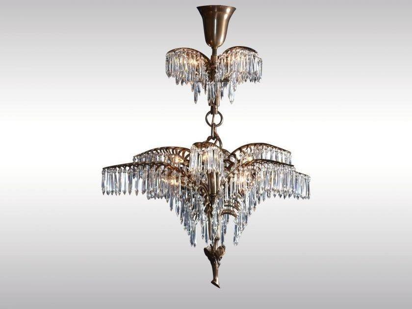 Classic style chandelier PALME PARIS - Woka Lamps Vienna