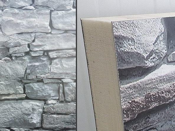 Pannello sandwich per facciate pietra pietra italpannelli - Pannelli da parete decorativi ...