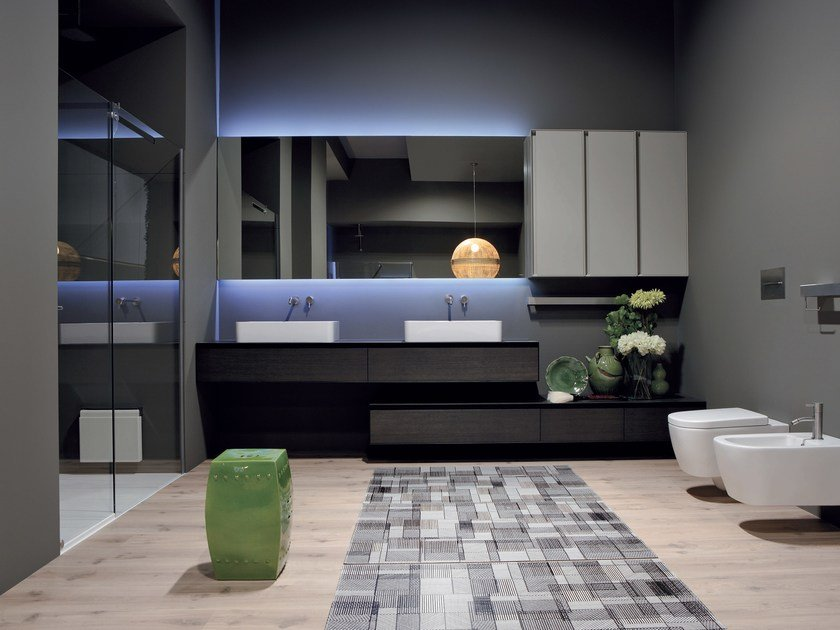 Bathroom furniture set PANTA REI - Antonio Lupi Design®