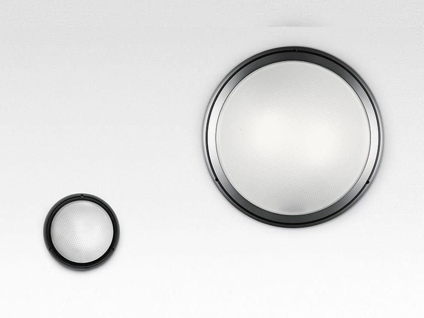 Aluminium wall lamp / ceiling lamp PANTAREI - Artemide