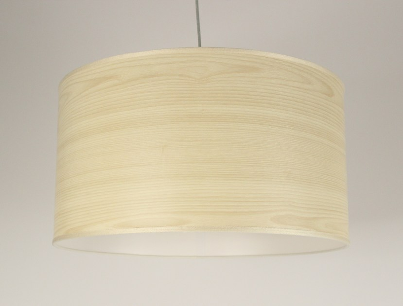 Drum shaped PVC lampshade PVC lampshade - Ipsilon PARALUMI