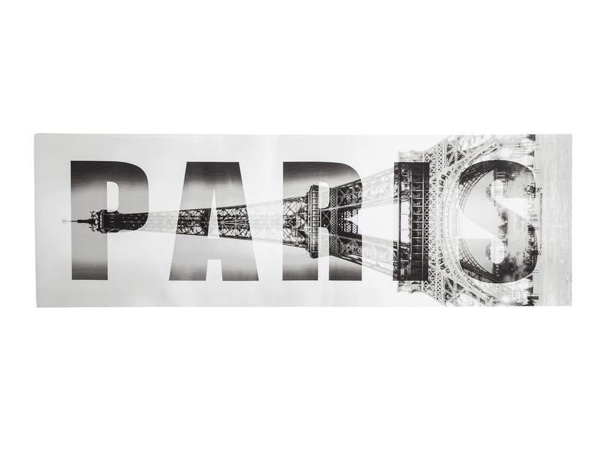 Photographic print PARIS EIFFEL TOWER - KARE-DESIGN