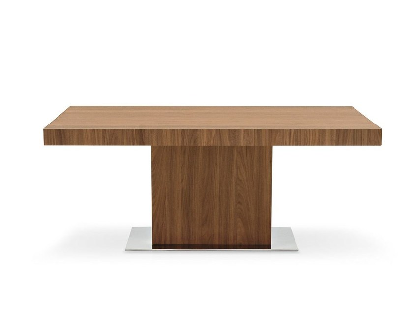 Rectangular table PARK by Calligaris