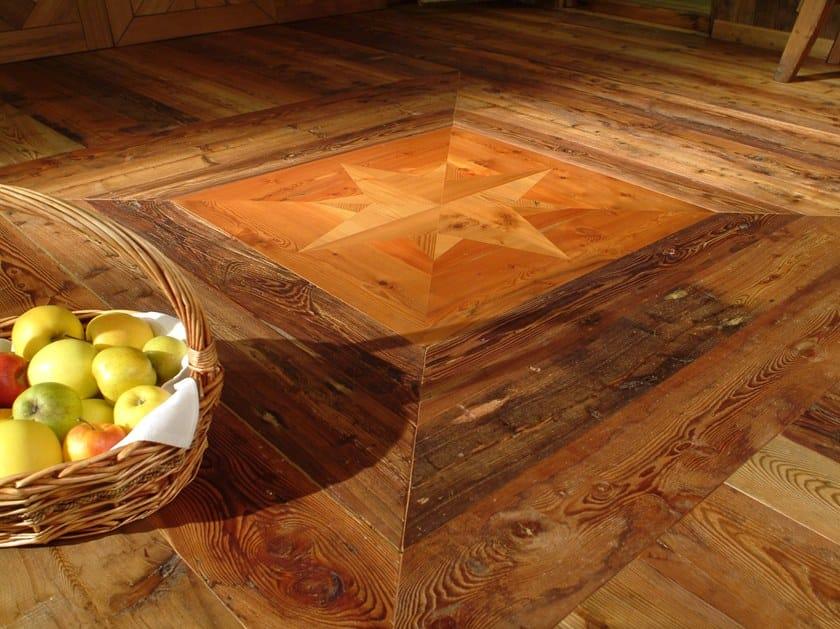 Parquet PARQUET in legno antico by ANTICO TRENTINO