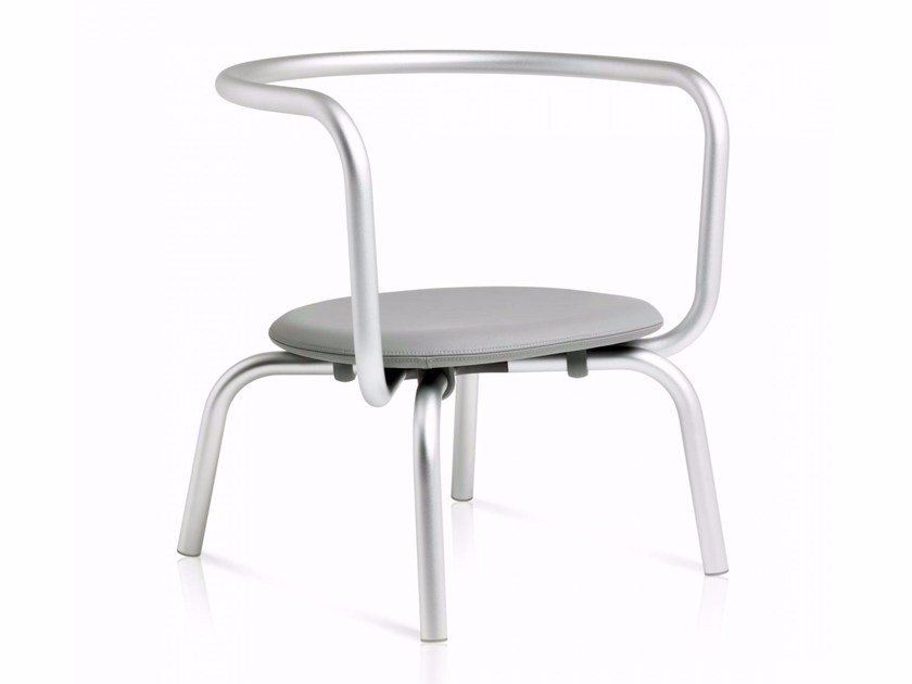 Stackable easy chair PARRISH | Easy chair - Emeco