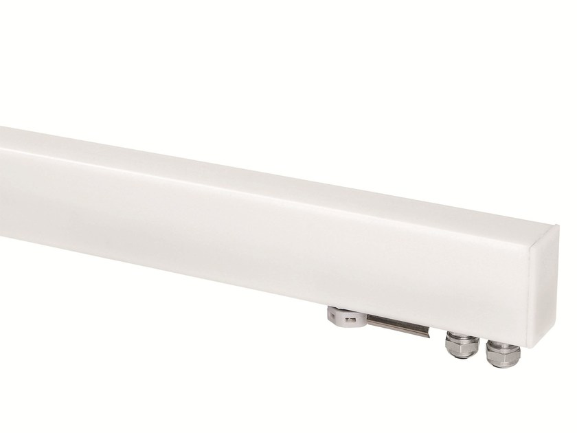 Outdoor LED light bar PASEO_L STAND ALONE by Linea Light Group