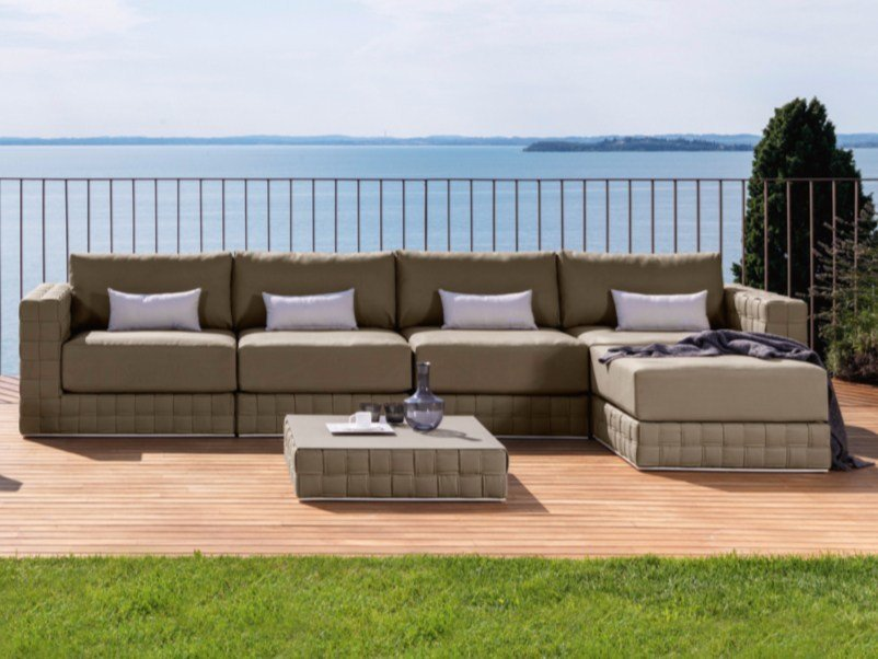 Sectional sofa PATCH | Sectional sofa by Talenti