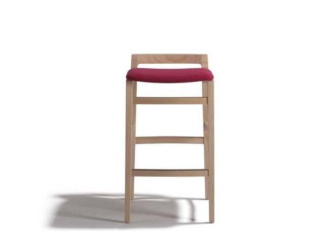 Ash stool PATIO | Stool - Potocco