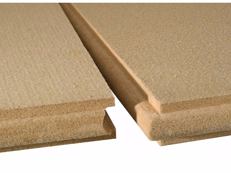 Wood fibre thermal insulation panel PAVATHERM-COMBI - Pavatex