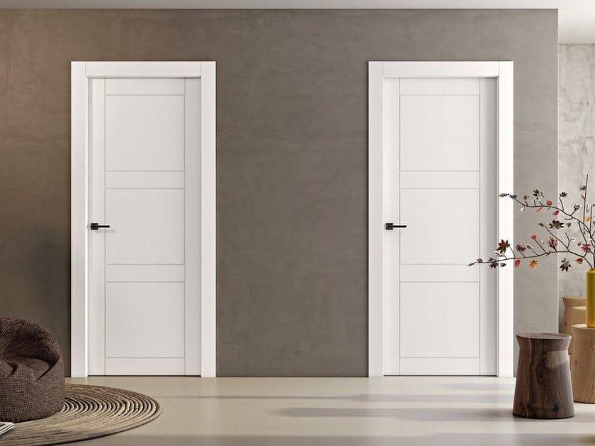 Hinged wooden door PEGASO - Pail Serramenti