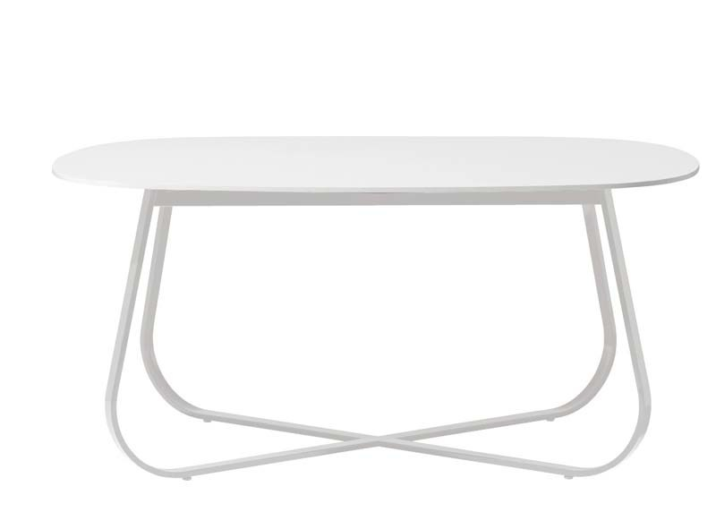 Extending rectangular table PELOTE | Rectangular table by Potocco