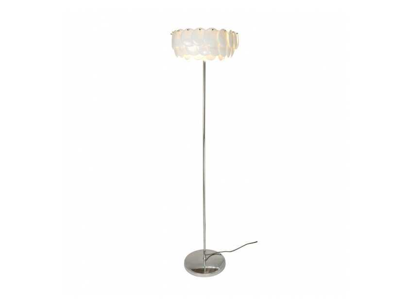 Porcelain floor lamp with dimmer PEMBRIDGE | Floor lamp - Original BTC