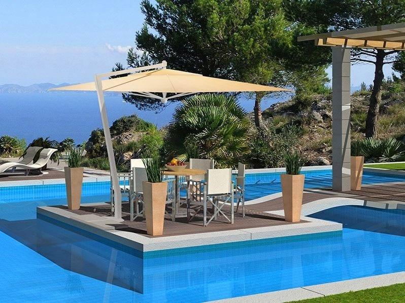 Offset contract umbrella PENSILE - GAGGIO