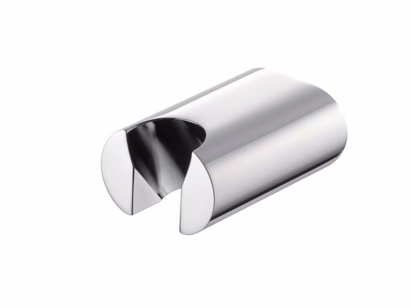 Chromed brass handshower holder PERFECTO   Handshower holder - JUSTIME